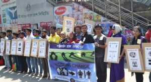 SERAC-Bangladesh raises voice on discrimination against women